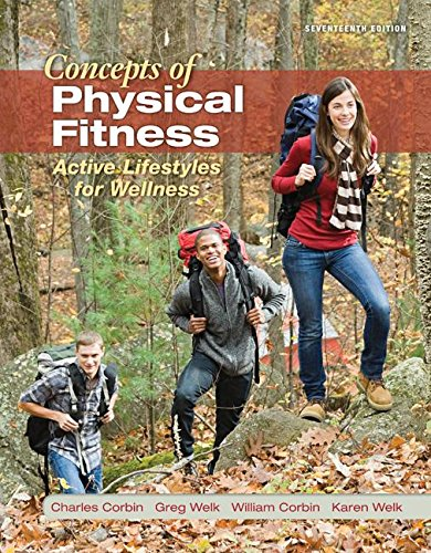 Concepts of Physical Fitness  17th 2013 9781259682599 Front Cover