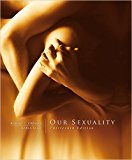 Our Sexuality:   2016 9781305646599 Front Cover