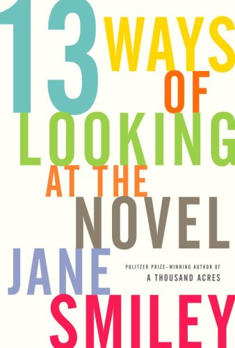13 Ways of Looking at the Novel   2005 edition cover