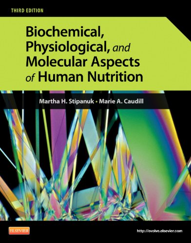 Biochemical, Physiological, and Molecular Aspects of Human Nutrition  3rd 2013 edition cover