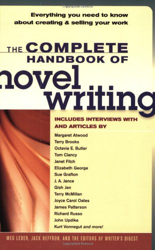 Complete Handbook of Novel Writing   2002 edition cover