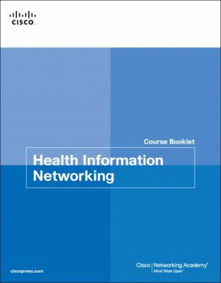 Health Information Networking Course Booklet   2011 edition cover