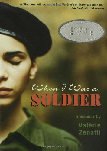 When I Was a Soldier   2005 edition cover