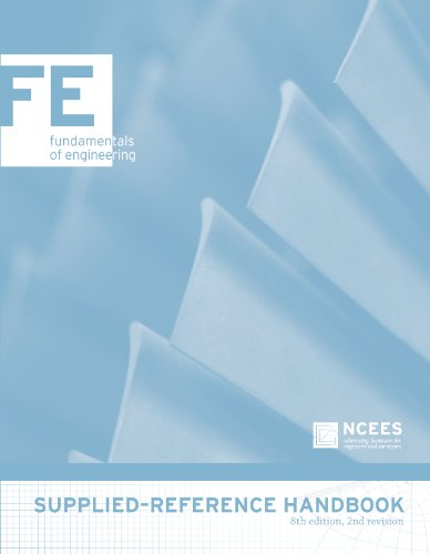FE Supplied Reference Handbook  8th (Revised) edition cover