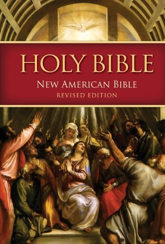 NABRE Quality Paperback Bible   2011 edition cover
