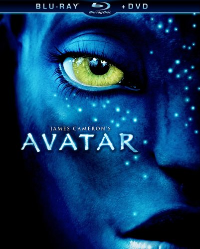 Avatar (Two-Disc Original Theatrical Edition Blu-ray/DVD Combo) System.Collections.Generic.List`1[System.String] artwork
