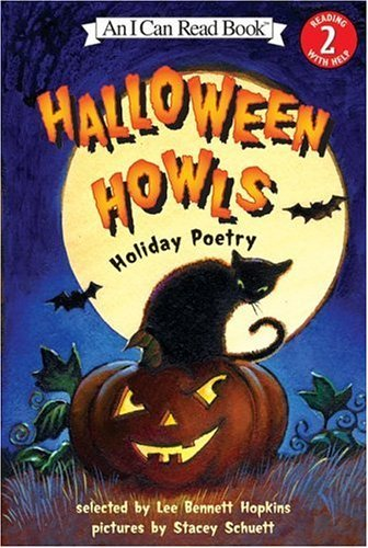 Halloween Howls Holiday Poetry  2005 9780060080600 Front Cover