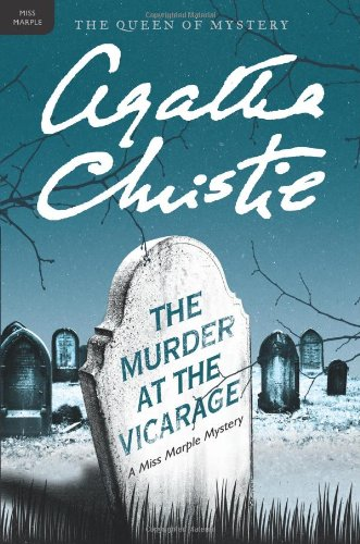 Murder at the Vicarage  N/A edition cover