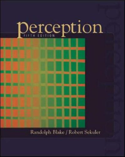 Perception  5th 2006 (Revised) edition cover