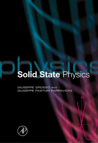 Solid State Physics   2000 9780123044600 Front Cover