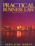 Practical Business Law  3rd 1995 (Revised) edition cover