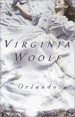 Orlando   1928 (Reprint) edition cover