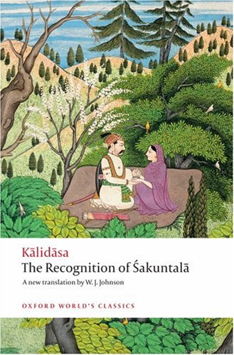 Recognition of Sakuntala A Play in Seven Acts  2008 edition cover
