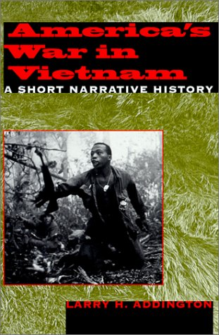 America's War in Vietnam A Short Narrative History  2000 edition cover