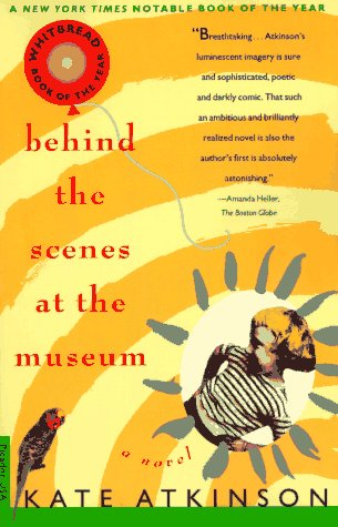 Behind the Scenes at the Museum  Revised  edition cover