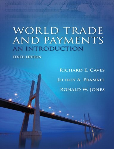 World Trade and Payments An Introduction 10th 2007 (Revised) edition cover