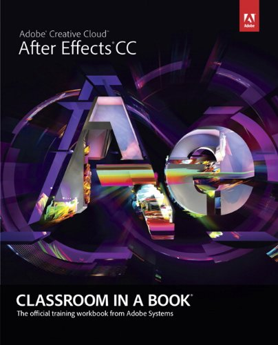 Classroom in a Book The Official Training Workbook from Adobe Systems  2013 edition cover
