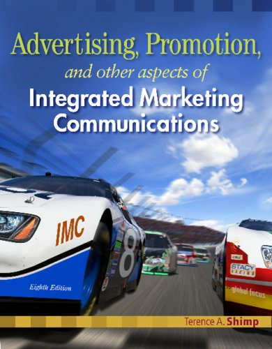 Advertising Promotion and Other Aspects of Integrated Marketing Communications  8th 2010 edition cover