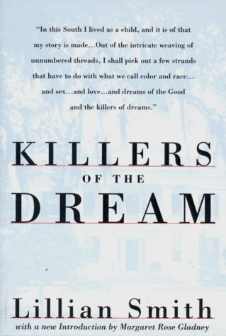Killers of the Dream  N/A edition cover