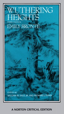 Wuthering Heights Norton Critical Edition 3rd 1990 (Revised) edition cover