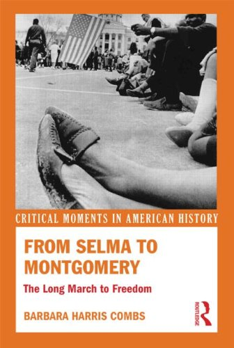 From Selma to Montgomery The Long March to Freedom  2014 edition cover
