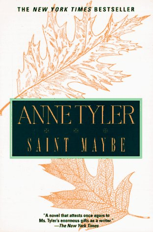 Saint Maybe   1991 9780449911600 Front Cover
