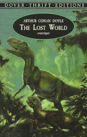 Lost World  N/A edition cover