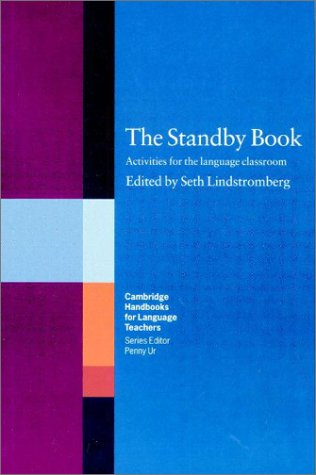 Standby Book Activities for the Language Classroom  1997 edition cover