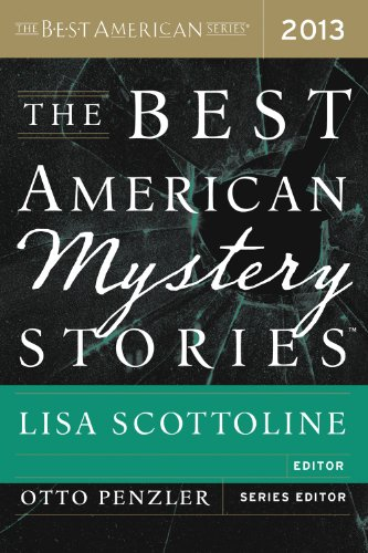 Best American Mystery Stories 2013   2013 9780544034600 Front Cover