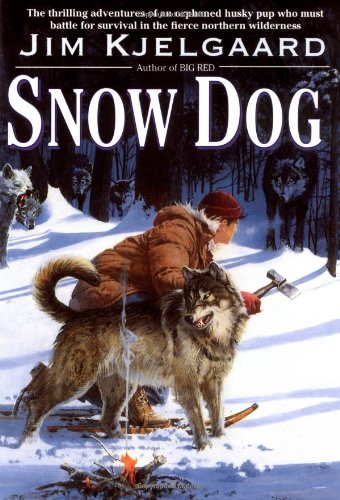 Snow Dog  N/A 9780553155600 Front Cover