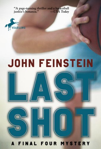 Last Shot - Mystery at the Final Four  Reprint  edition cover