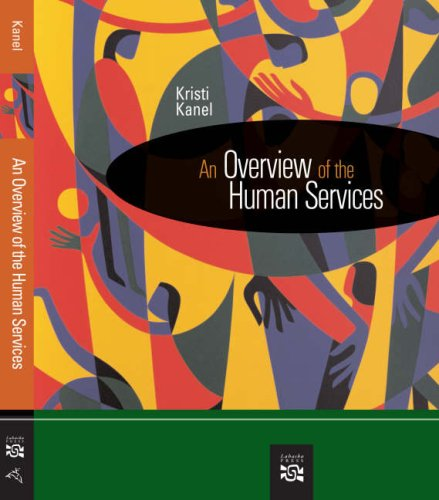 Overview of the Human Services   2008 edition cover