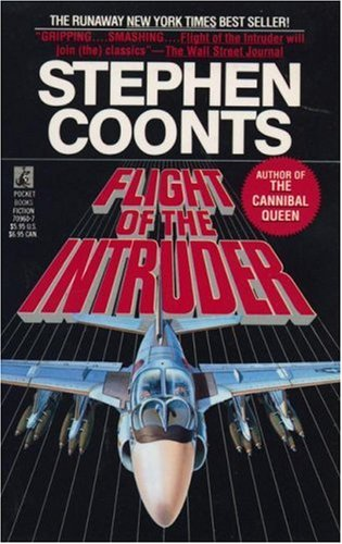 Flight of the Intruder  N/A edition cover