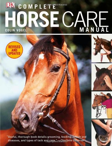 Complete Horse Care Manual   2011 edition cover