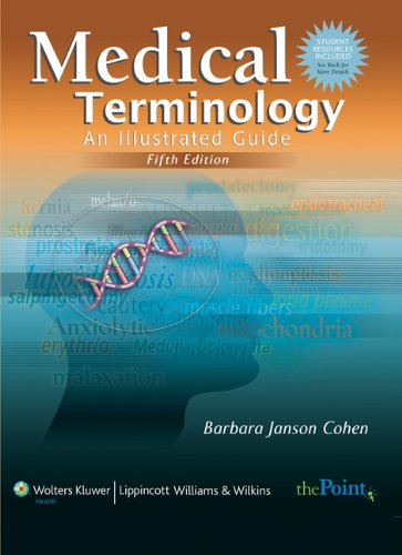 Medical Terminology An Illustrated Guide 5th (Revised) edition cover