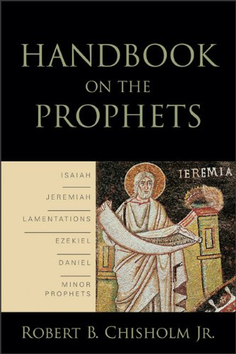 Handbook on the Prophets  N/A edition cover