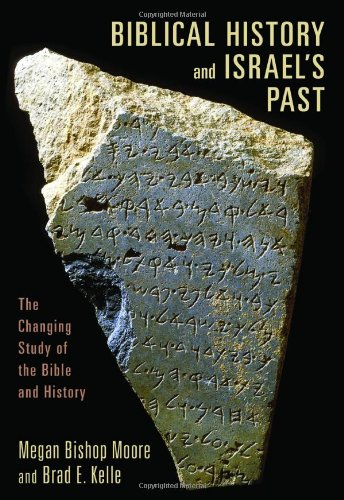 Biblical History and Israel's Past   2011 edition cover