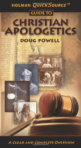 Holman QuickSource Guide to Christian Apologetics  N/A edition cover