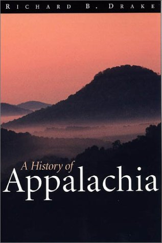 History of Appalachia   2001 edition cover