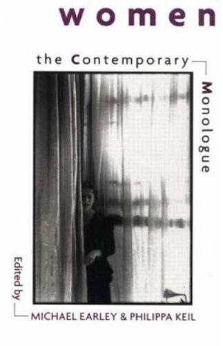 Contemporary Monologue Women  1995 edition cover