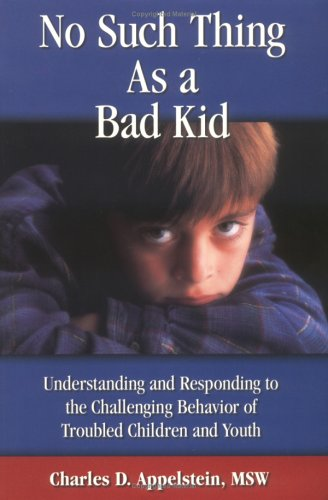 No Such Thing As a Bad Kid : Understanding and Responding to the Challenging Behavior of Troubled Children and Youth 1st edition cover