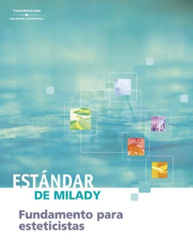 Fundamentals for Estheticians Workbook Spanish Standard  2004 9781401811600 Front Cover