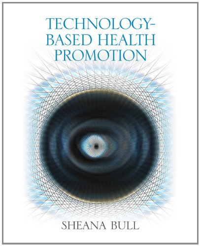 Technology-Based Health Promotion   2011 edition cover