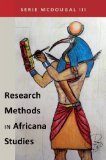 Research Methods in Africana Studies   2014 9781433124600 Front Cover