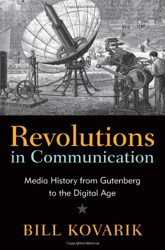 Revolutions in Communication Media History from Gutenberg to the Digital Age  2011 edition cover
