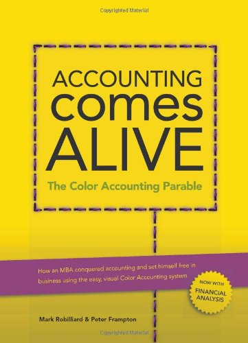 Accounting Comes Alive : The Color Accounting Parable N/A edition cover