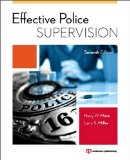 Effective Police Supervision  7th 2014 (Revised) edition cover