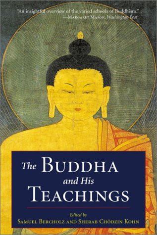 Buddha and His Teachings   2003 (Reprint) edition cover