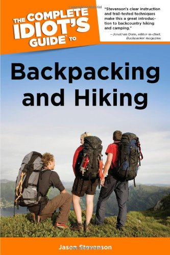 Complete Idiot's Guide to Backpacking and Hiking  N/A edition cover