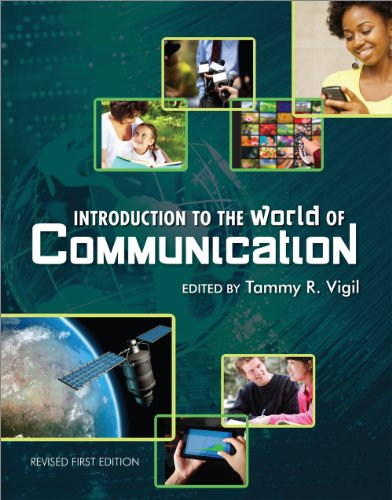 Introduction to the World of Communication (First Edition)  N/A edition cover